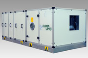 Clima Uno's Air Handling Unit awarded higher rating under Eurovent Certification Programme