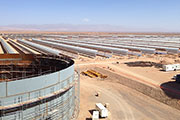 Consortium involving Sener wins the contract for the Ouarzazate Solar Complex