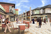 Construction of Outlet Village to start in 2013