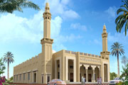 Contract Awarded for Construction and Maintenance of Dubai's First Eco-Friendly Mosque
