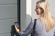 Control Hormann Doors with Your Smart Phone Using the Newly Launched Bluesecur App