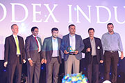 Corodex Industries wins Manufacturer of the Year - Air Treatment category at 2014 Climate Control Awards