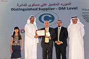 Corodex Wins Dubai Municipalitys Distinguished Suppler of the Year Award