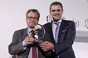 Cosentino Group, best exporting company in Europe in the European Business Awards