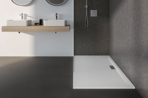 Create More with Less with Ideal Standard's New 'Ultra Flat' Shower Tray