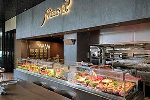 Criocabin Food Display Unit at Nusr Et Steakhouse, Dubai