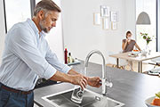 Cut Plastic Use and Boost Hydration with the GROHE Blue Home
