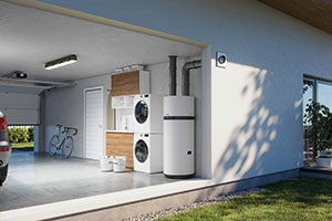 Daikin Altherma M HW Lifts the Bar for Domestic Hot Water Heat Pumps