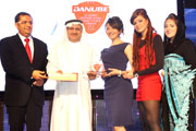 Danube's initiative to promote young talent paved way for the best interior designers.