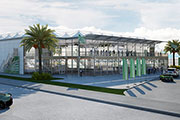De Boer wins design and build contract for the region's largest semi-permanent exhibition hall