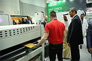 Deals worth USD40 million closed in the first two days of Dubai WoodShow