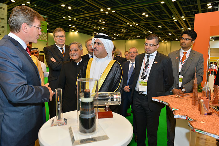 Debut \'Wire and Cable Arabia\' 2015 exhibition opens at Dubai ...