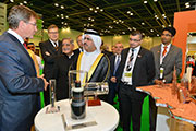 Debut Wire and Cable Arabia 2015 exhibition opens at Dubai International Convention and Exhibition Centre