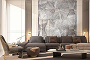 Decorative 3D Coverings The New Forms of Marble