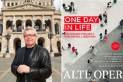 "Dekton by Cosentino, Main Sponsor of Daniel Libeskind's Concert Project ""One Day in Life"""