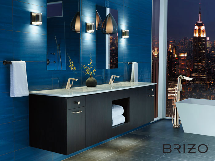 Brizo - Sotria Single Handle Single Hole Lavatory Faucet