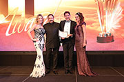 Design International Honoured With  'Designer of The Year' - Special Commendation