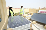 DEWA announces 222 buildings with photovoltaic installations as part of Shams Dubai
