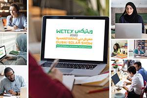 DEWA Helps University Students at Virtual WETEX and Dubai Solar Show