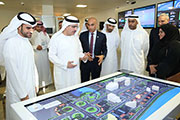 DEWA reviews CISCO advances in smart city