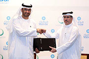 DEWA signs agreement with Masdar for third phase of the Mohammed bin Rashid Al Maktoum Solar Park