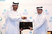 DEWA signs agreement with Masdar for third phase of the Mohammed bin Rashid Al Maktoum Solar Park