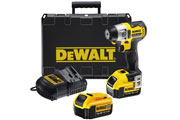 DEWALT makes an impact with super-efficient brushless drivers