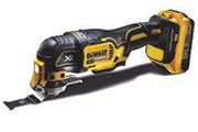 DEWALT sets new standard in precision oscillating category with cordless XR Brushless Multi-Tool