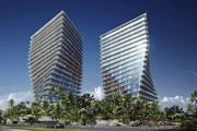 Distinctive Dual Towers Built on Penetron