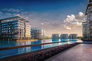 District One begins construction of its Waterfront Residences