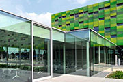 DORMA Gulf unveils the ST FLEX Green Sliding Doors, an eco-friendly slender profile glass solution