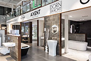 Dornbracht among top global brands now featured in  flagship BAGNODESIGN showroom