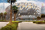Dressed to impress: Façade completed as Dubai Arena prepares for 2019 opening