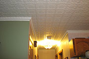 Drop-In Decorative Ceiling Tiles