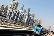 Dubai Metro Extension Plan provides Massive Opportunity for Infrastructure Sector