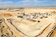 Dubai Parks and Resorts Makes Progress on DreamWorks Zone at Motiongate Dubai