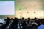 Dubai Supreme Council of Energy and DEWA organise Solar Decathlon Middle East with AED 10 million in prizes
