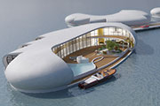 Dubai to Be Springboard for Floating Homes  Taking Owners Back to Nature