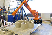 DuBox to showcase the first 3D printed concrete element in UAE