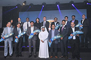 'Ducab Dragons' Award Ceremony for Cable Sales Leaders