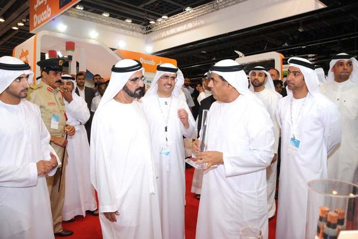 Ducab Platinum Sponsor Of Wetex 2013
