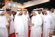 Ducab, platinum sponsor of WETEX 2013
