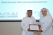 Dulsco Receives Dubai Chamber CSR Label for its Outstanding CSR and Sustainability Efforts