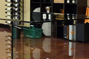 Resinous Flooring: Lümiere Metallic Epoxy