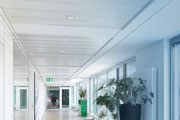 Durable and Timelessly Elegant: AMF Mondena Metal Ceilings