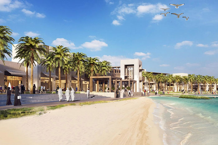 Eagle Hills signs up MJM for the main works of Kalba Waterfront in Sharjah