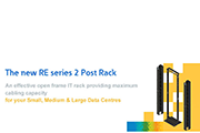 Eaton Extends IT Rack Offering with New Open Frame 2-Post Racks