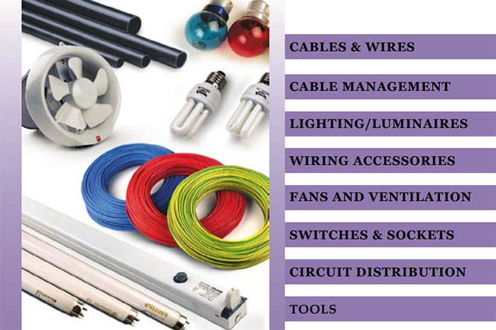 Electrical and Lighting Products