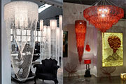 Elegance, Energy and Harmony in Adriana Lohmann's Lamps by the Interior Design Italia