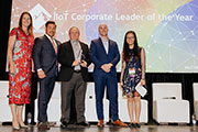 Emerson Named 'IIoT Corporate Leader of the Year'